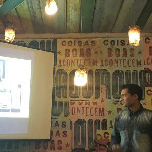 Diego Fernandes fala sobre a importância do website para pousadas