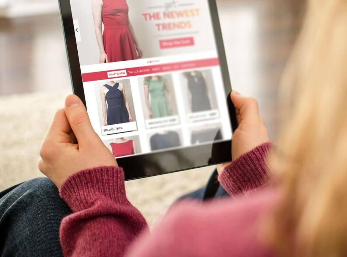 Criação de catálogo virtual e vitrine online