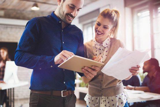 Criação de site para serviços de contabilidade