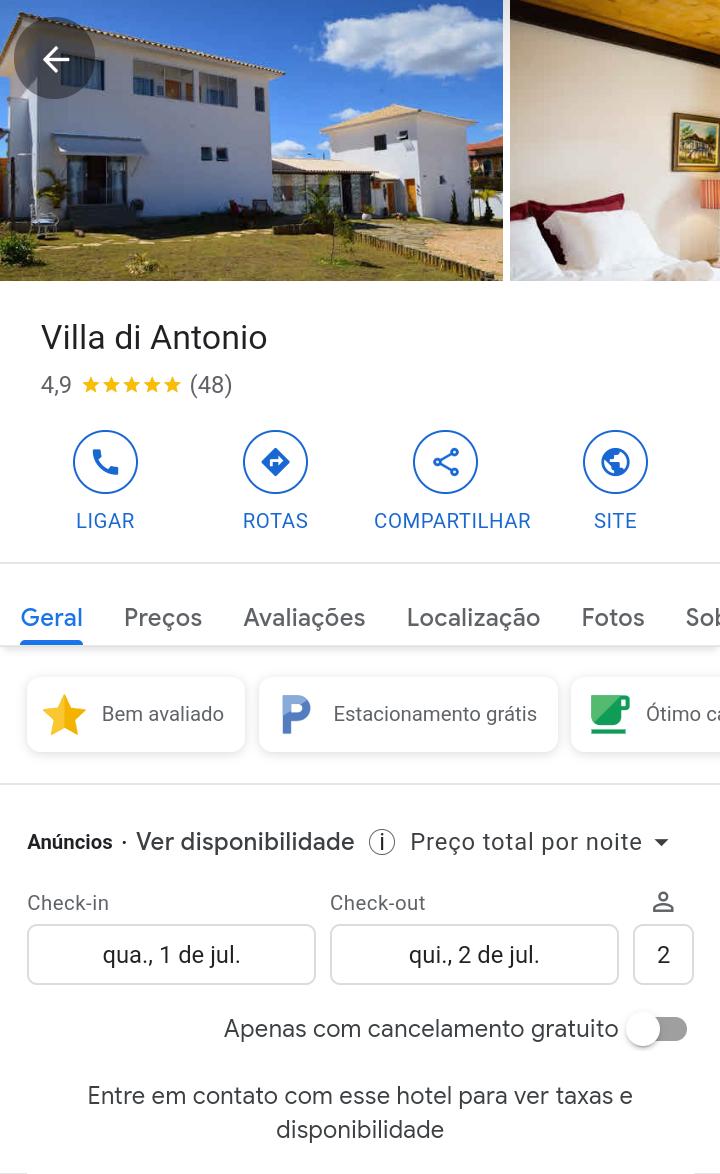 Realizar agendamentos no Google Meu Negócio